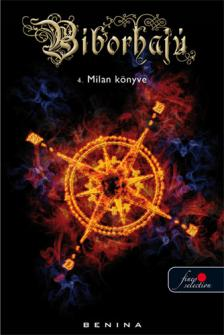 Benina - Bíborhajú 4. Milan könyve - PUHA BORÍTÓS
