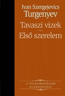 Turgenyev - Tavaszi vizek, Első szerelem [eKönyv: epub, mobi]