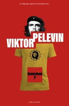 Viktor Pelevin - Generation P [eKönyv: epub, mobi]