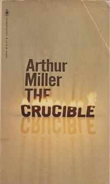 Arthur Miller - The Crucible [antikvár]