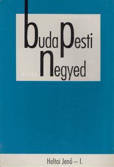 Gerő András - Budapesti negyed X. évf. 2002/4. [antikvár]