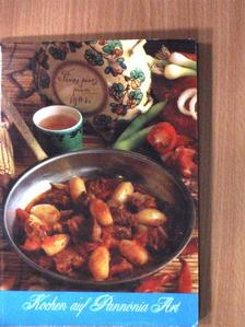 Csányi József - Kochen auf Pannónia Art [antikvár]