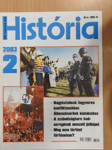 Barlai Katalin - História 2003/2. [antikvár]