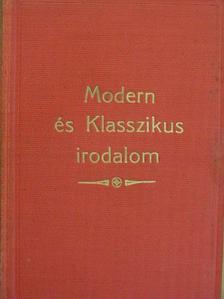 Bársony István - Modern és klasszikus irodalom IV. [antikvár]