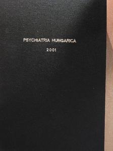 Balázs Judit - Psychiatria Hungarica 2001/1-6.  [antikvár]