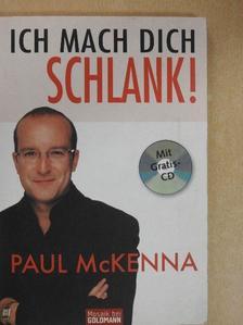 Paul McKenna - Ich mach dich schlank - CD-vel [antikvár]