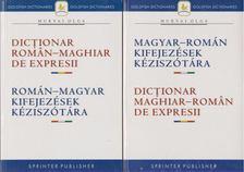 Murvai Olga - Magyar-román, román-magyar kifejezések kéziszótára [antikvár]
