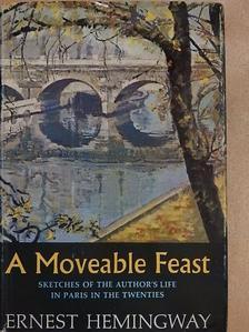 Ernest Hemingway - A Moveable Feast [antikvár]