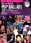 THE VERY BEST OF POP BALLADS EASY ARRANGEMENTS FOR PIANO (HEUMANN) + CD