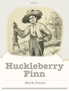 Mark Twain - Huckleberry Finn [eKönyv: epub, mobi]