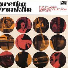 ARETHA FRANKLIN - THE ATLANTIC SINGLES COLLECTION 1967-1970 2LP ARETHA FRANKLIN