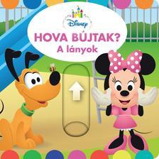 Hova bújtak a lányok? - Disney Baby térbeli könyv