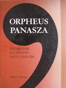 Aczél Géza - Orpheus panasza [antikvár]