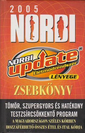 Schobert Norbert - Norbi update-zsebkönyv 2005 [antikvár]