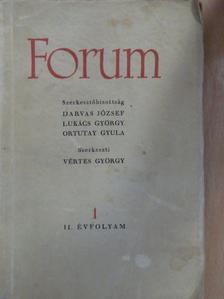 Antos István - Forum 1947. január [antikvár]