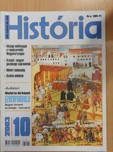 Borhi László - História 2003/10. [antikvár]