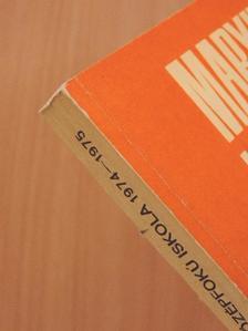 Ballai László - Marxizmus-leninizmus 1974-1975 [antikvár]