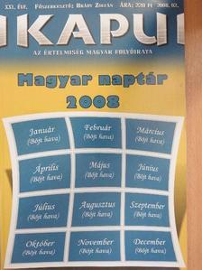 Besenyő János - Kapu 2008/02. [antikvár]