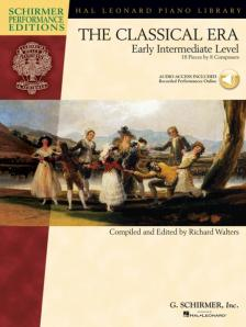 THE CLASSICAL ERA. EARLY INTREMEDIATE LEVEL (AUDIO ACCES INCLUDED, REC. PERFORMANCES ONLINE)