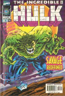 David, Peter, Deodato, Mike Jr. - The Incredible Hulk Vol. 1. No. 447 [antikvár]