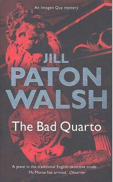 Pat Walsh - The Bad Quarto [antikvár]