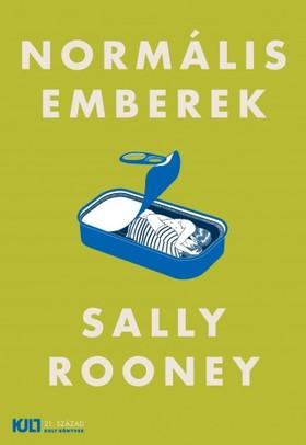 Sally Rooney - Normális emberek [eKönyv: epub, mobi]