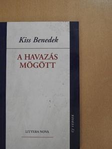 Kiss Benedek - A havazás mögött [antikvár]