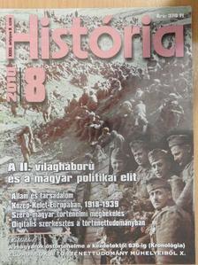 Deák István - História 2010/8. [antikvár]