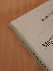 Mészáros József - Magyarország Politikai Atlasza 1998 [antikvár]