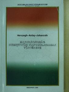 Arday Lajos - Magyarország nemzetközi kapcsolatainak története [antikvár]