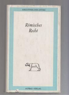 Liselot Huchthausen - Römisches Recht [antikvár]