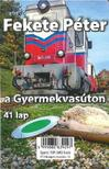 Top Card Kiadó - Fekete Péter a Gyermekvasúton kártya (41 lap)