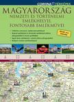 térkép - Magyarország nemzeti és történelmi emlékhelyei, fontosabb emlékművei