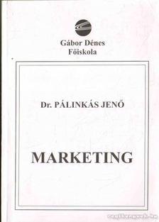 Pálinkás Jenő - Marketing [antikvár]