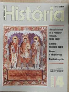 Borhi László - História 2001/4. [antikvár]