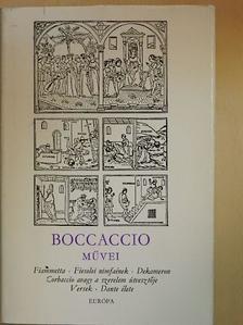 Boccaccio - Boccaccio művei II. (töredék) [antikvár]