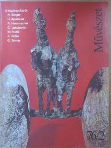 Bánszkyné Kiss Éva - Művészet 1976. február [antikvár]