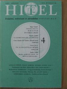 Ács Margit - Hitel 2003. április [antikvár]