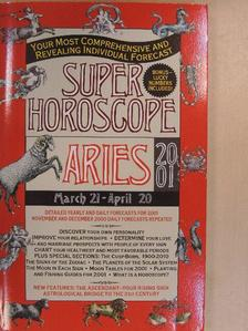 Super Horoscope - Aries 2001 [antikvár]