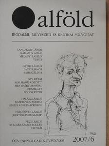 Angyalistván Ferenc - Alföld 2007. június [antikvár]