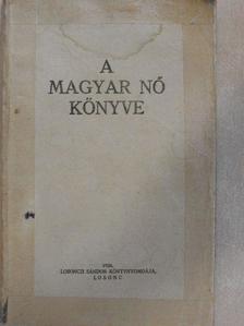 Arany János - A magyar nő könyve [antikvár]