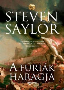 Steven Saylor - A fúriák haragja