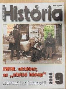 Ablonczy Balázs - História 2008/9. [antikvár]