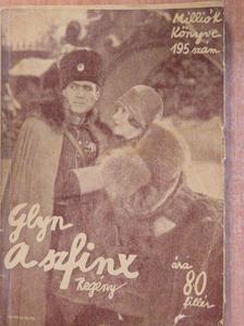 Elinor Glyn - A szfinx [antikvár]