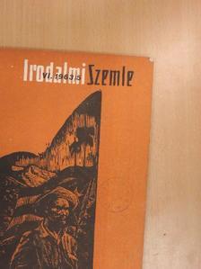Bárczi István - Irodalmi Szemle 1963/5. [antikvár]