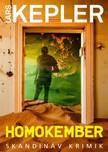 Lars Kepler - Homokember [eKönyv: epub, mobi]