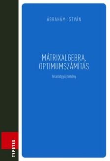 Ábrahám István - Mátrixalgebra, optimumszámítás - feladatgyűjtemény [eKönyv: pdf]