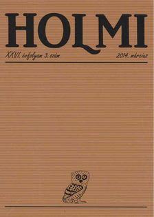 Réz Pál - HOLMI 2014. március [antikvár]