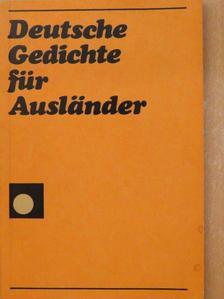 Friedrich Schiller - Deutsche Gedichte für Ausländer [antikvár]