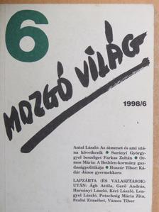 Almási Miklós - Mozgó Világ 1998. június [antikvár]